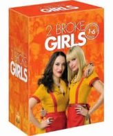 2 Broke Girls: The Complete Series 1-6 DVD