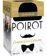 Agatha Christie's Poirot: Complete Cases Collection DVD
