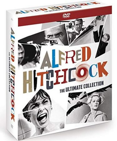 Alfred Hitchcock: The Ultimate Collection DVD