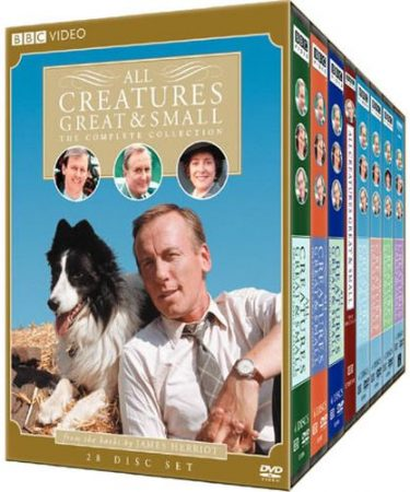 All Creatures Great and Small - The Complete Series DVD
