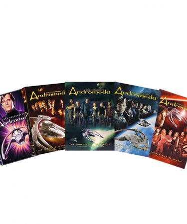 Andromeda: Slipstream Collection DVD