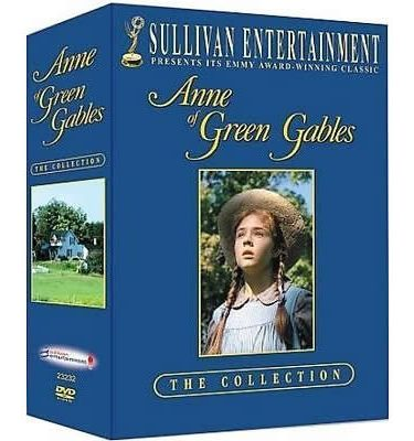 Anne of Green Gables - The Complete Series DVD