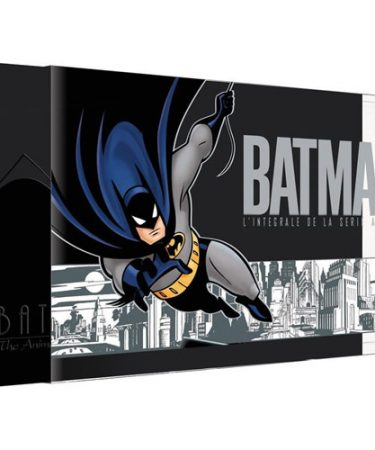 Batman Animated Complete Series DVD Box Set