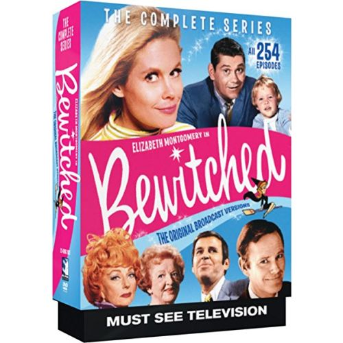 Bewitched - The Complete Series DVD