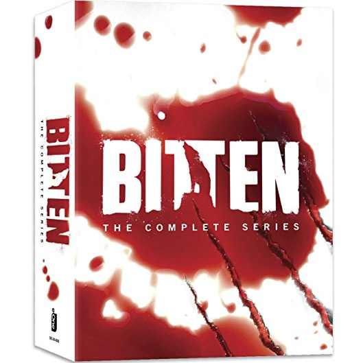 Bitten - The Complete Series DVD