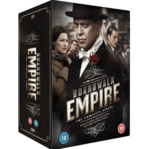 Boardwalk Empire: The Complete Series 1-5 DVD