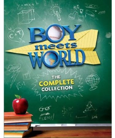 Boy Meets World - The Complete Series DVD