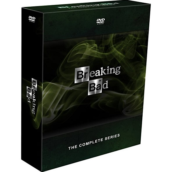 Breaking Bad - The Complete Series DVD