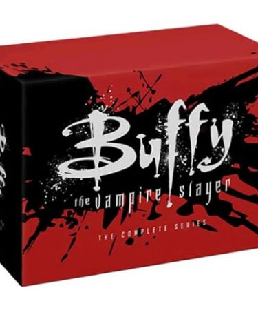 Buffy the Vampire Slayer: The Complete Series 1-7 DVD