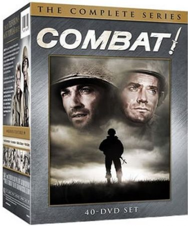 Combat: The Complete Series 1-5 DVD