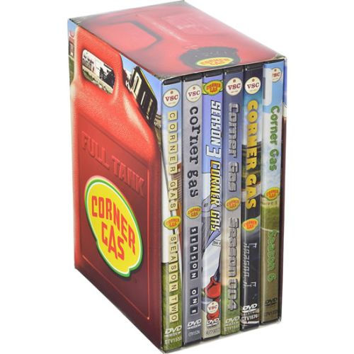 Corner Gas - The Complete Series DVD