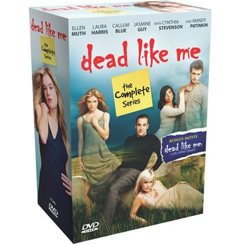 Dead Like Me: The Complete Series 1-2 DVD