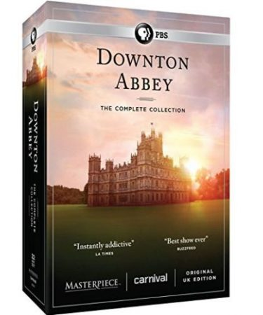 Downton Abbey - The Complete Series DVD