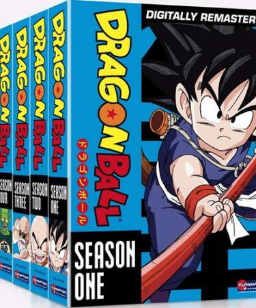 Dragon Ball Complete Series 1-5