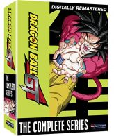 Dragon Ball GT Complete Series DVD Box Set