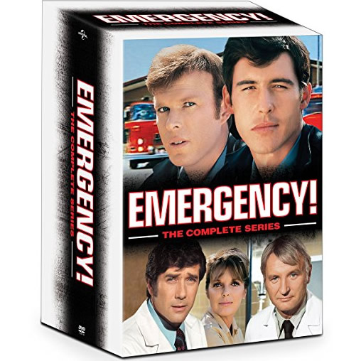 Emergency - The Complete Series DVD