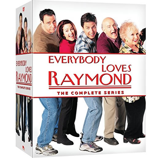 Everybody Loves Raymond - The Complete Series DVD
