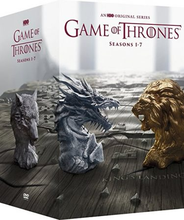 Game of Thrones: The Complete Series 1-7 DVD