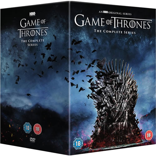 Game of Thrones DVD Box Set