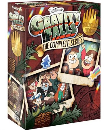 Gravity Falls Complete Series DVD Box Set
