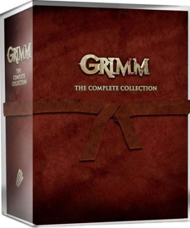 Grimm: The Complete Series 1-6 DVD