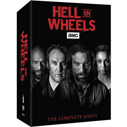 Hell on Wheels - The Complete Series DVD