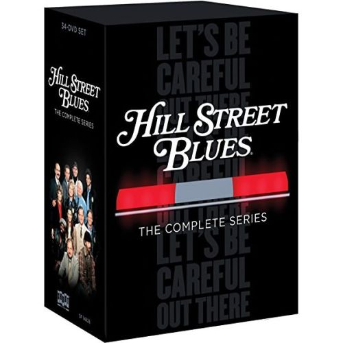 Hill Street Blues - The Complete Series DVD