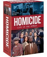 Homicide Life On The Street - The Complete Series DVD