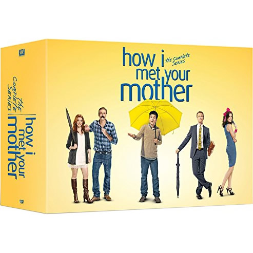 How I Met Your Mother - The Complete Series DVD