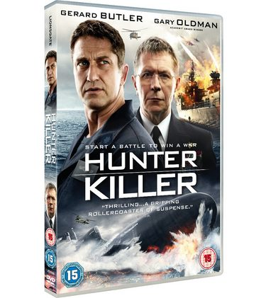 Hunter Killer DVD