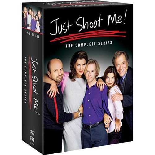 Just Shoot Me - The Complete Series DVD
