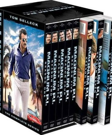 Magnum P.I. - The Complete Series DVD