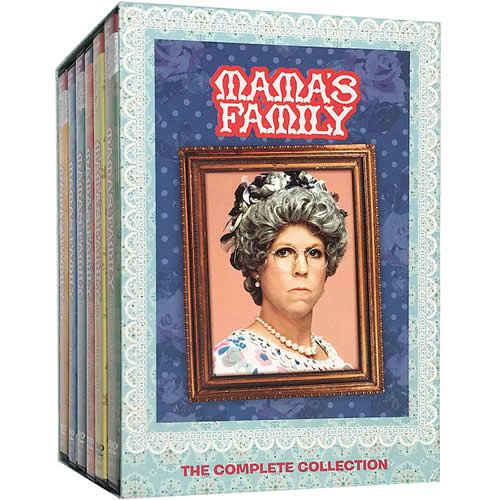 Mama's Family - The Complete Series DVD