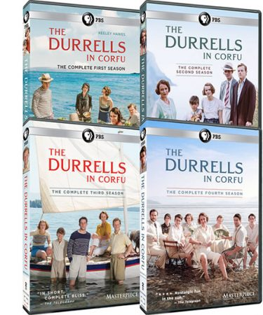 Masterpiece: The Durrells in Corfu