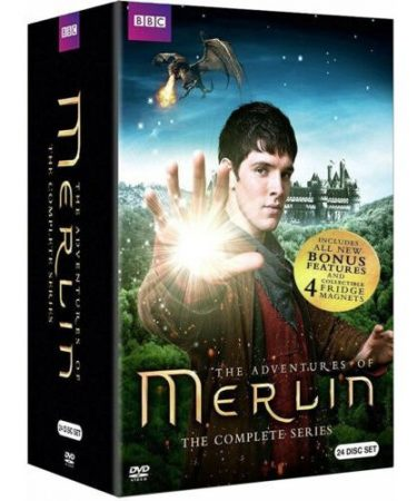 Merlin DVD Box Set