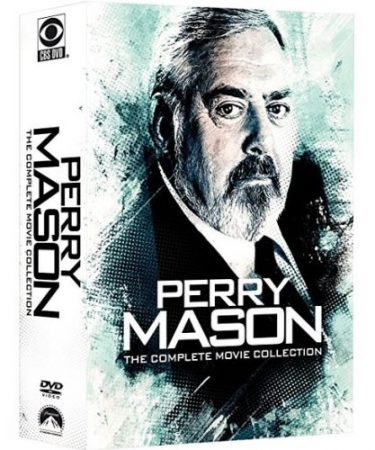 Perry Mason: The Complete Movie Collection DVD