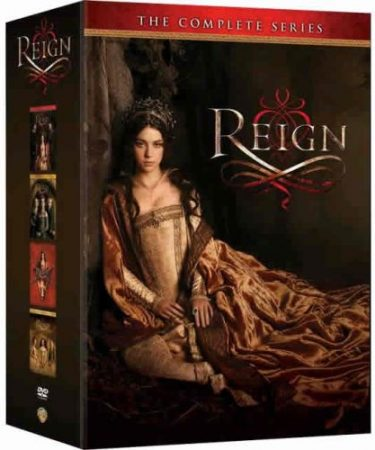 Reign - The Complete Series DVD