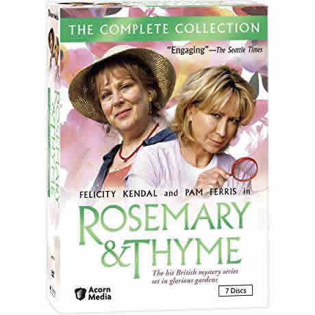 Rosemary & Thyme - The Complete Series DVD