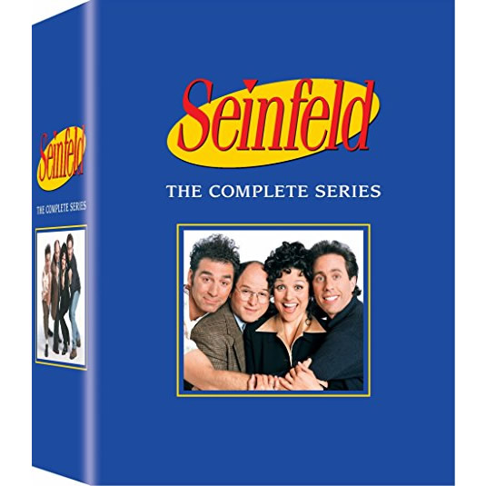 Seinfeld - The Complete Series DVD