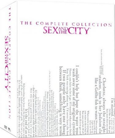 Sex and the City: The Complete Series 1-6 DVD