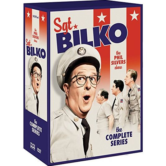 Sgt. Bilko The Phil Silvers Show - The Complete Series DVD