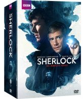 Sherlock - The Complete Series DVD