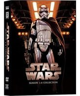 Star Wars: The Complete Series 1-8 DVD