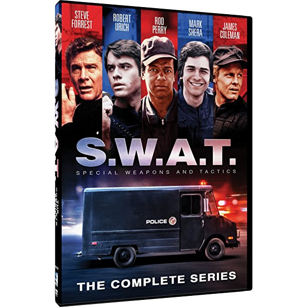 SWAT - The Complete Series DVD