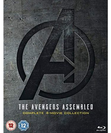 The Avengers Assembled 1-4