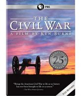 The Civil War: A Film by Ken Burns DVD