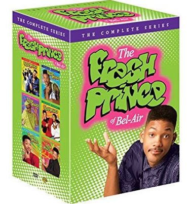 The Fresh Prince of Bel-Air - The Complete Series DVD