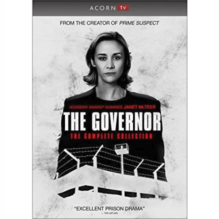 The Governor Complete Collection DVD