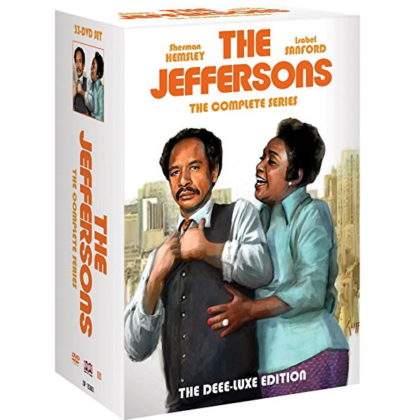 The Jeffersons - The Complete Series DVD