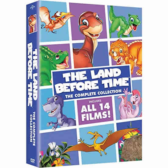 The Land Before Time Complete Collection DVD Box Set